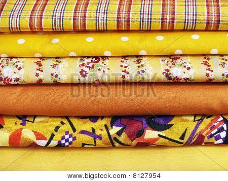 Cotton To Sew A Yellow Range