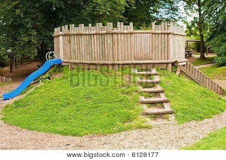 Childrens Playground Fort