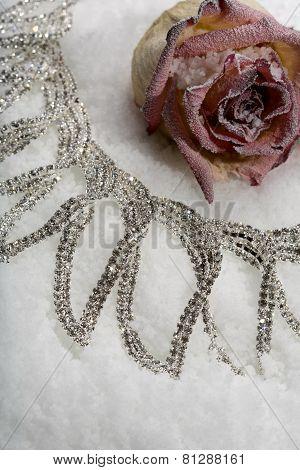 Frozen old jewellery