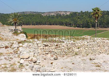 Biblical Place Of Israel: Megiddo