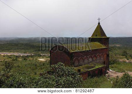 Church In Kampot