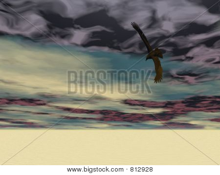 Surreal Eagle 2
