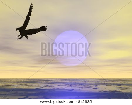 Surreal Eagle 6