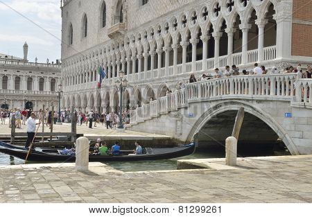 The Doge Palace