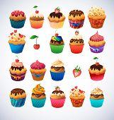 pic of cupcakes  - Super cupcake pack - JPG