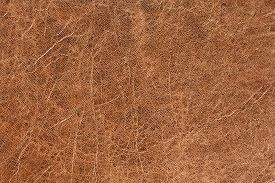 picture of raw materials  - Brown leather texture  - JPG