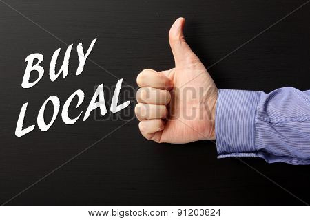 Thumbs up for Buy Local