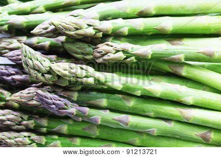 asparagus. detail.