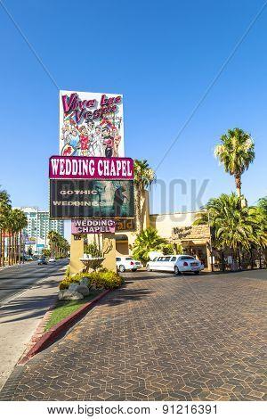 December 2004 - Little White Wedding Chapel, Las Vegas, Nv
