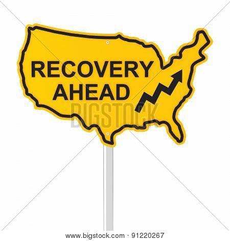 US economy recovery ahead