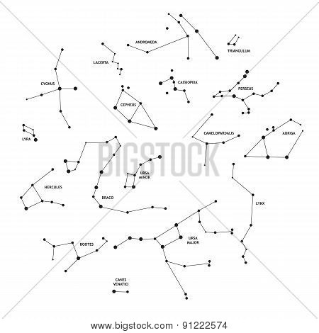 Vector constellations