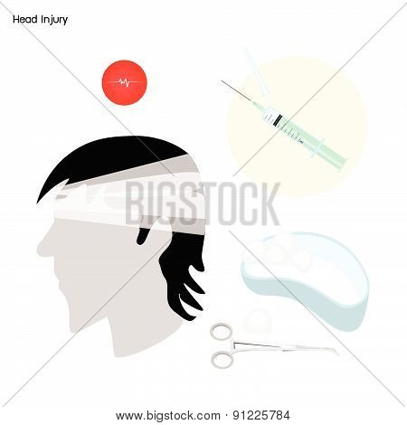Symptoms Of Head Injury With Medical Treatment