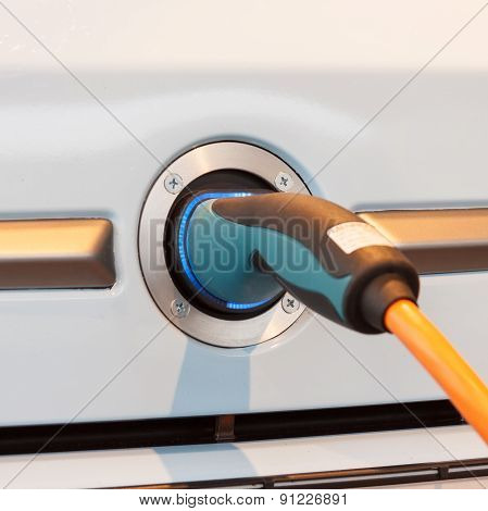 Electric Connection For Car