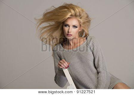 Blond Beauty Wear Sweatshirt