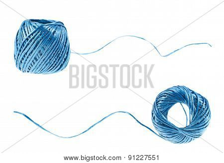 Decorational string reel isolated