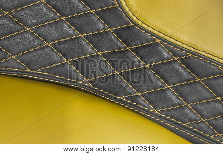 Yellow Upholstery