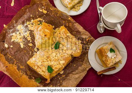 Almond Dessert