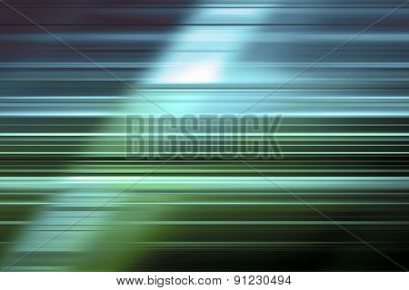 Desaturated Speed Blur Background
