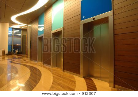 Business Building Architecture Interior