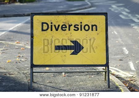 Diversion Right