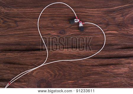 Heart From Headphones