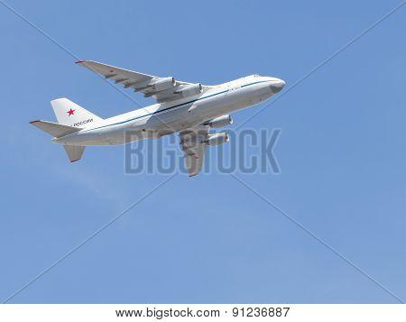 Aircraft An-124 Ruslan