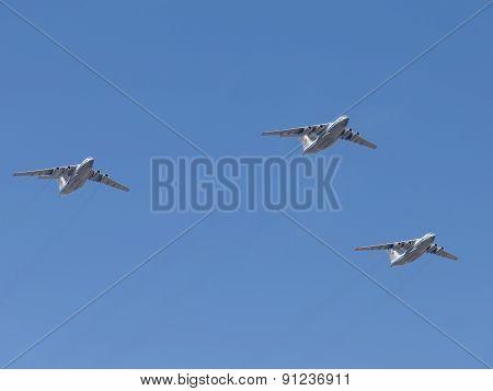 Il-76 Planes