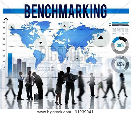Benchmarking Standard Development Quality Control Concept