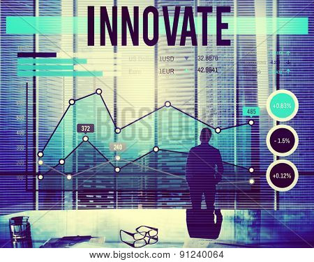 Innovate Innovation Technology Invention Development Concept