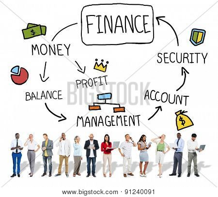 Finance Money Financial Profit Commerce Concept