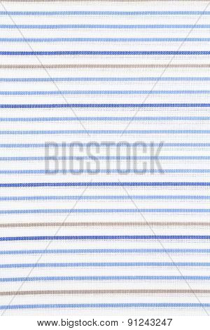 detail of blue and white striped dishtowel backgrounds