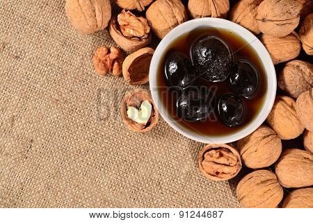 Walnuts Jam