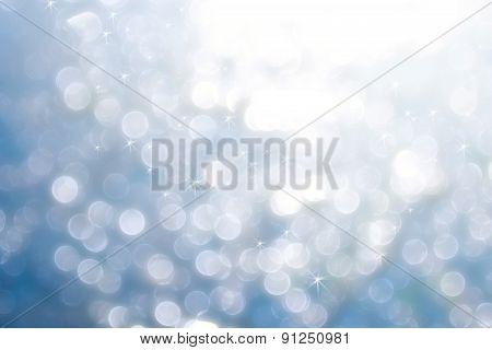 Circular Bokeh Background