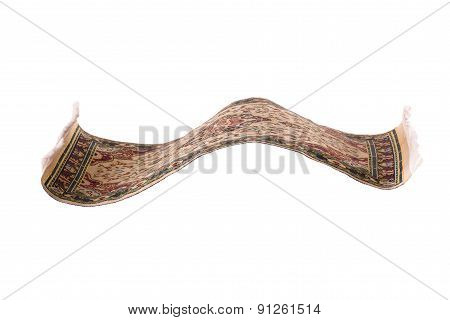 Flying Magic Carpet Side Isolated
