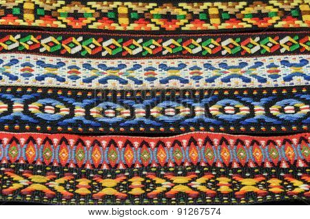 Native American Indian Style Fabric/Headbands