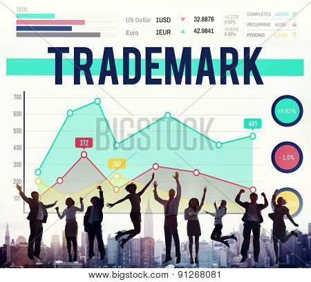 Trademark Branding Marketing Product Copyright Concept