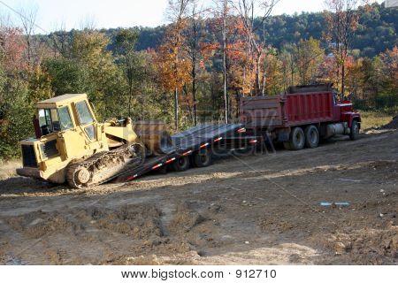 Camión, remolque y Maquinaria Industrial
