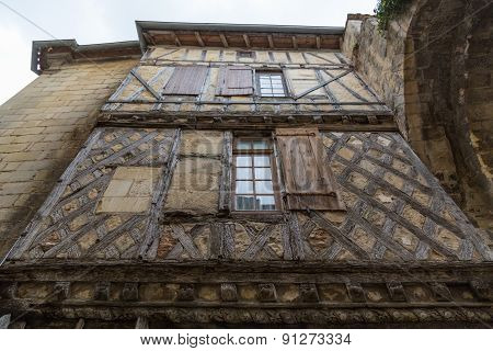Old French Building