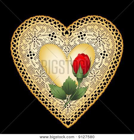 Heart Of Gold, Rose