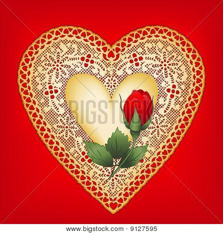 Heart of Gold, Rose bud