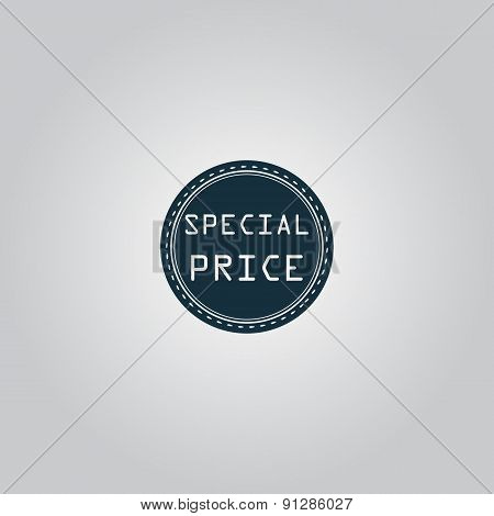 Special Price Icon, Badge, Label or Sticker