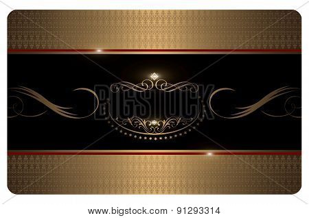 Business Or Gift Card Template.