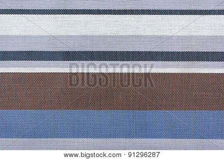 Colored Linen Napkin Cold Colors
