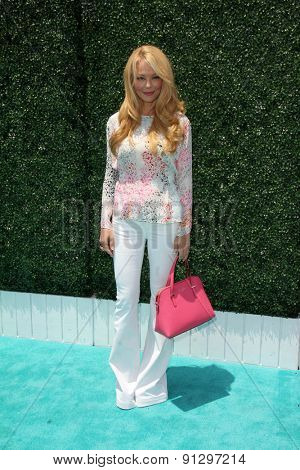 0LOS ANGELES - MAY 16:  Charlotte Ross at the Super Saturday LA at the Barker Hanger on May 16, 2015 in Santa Monica, CA