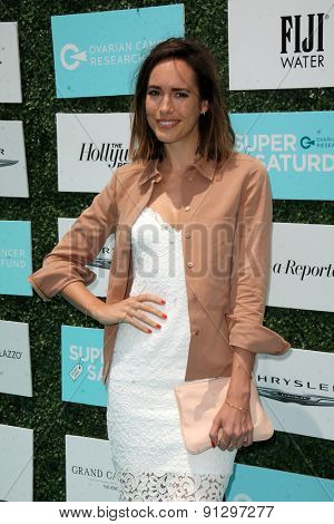 0LOS ANGELES - MAY 16:  Louise Roe at the Super Saturday LA at the Barker Hanger on May 16, 2015 in Santa Monica, CA
