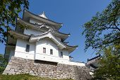 foto of ninja  - The original Ninja castle of Iga Ueno also known as  - JPG