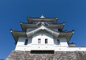 image of ninja  - The original Ninja castle of Iga Ueno also known as  - JPG