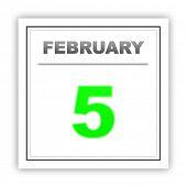 picture of february  - February 5 - JPG