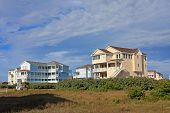 pic of outer  - street in Rodanthe in Outer Banks - JPG