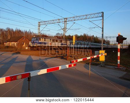 Lodz, Poland - March 16, 2016